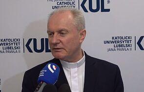 Rektor KUL: opinie ks. prof. Alfreda Wierzbickiego nie są stanowiskiem uniwersytetu