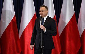 Prezydent: Ukraińcy ratujący Polaków podczas rzezi wołyńskiej pozostaną wzorem człowieczeństwa
