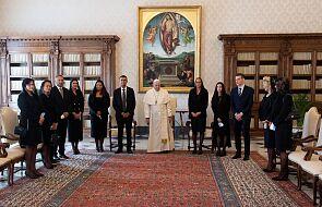 Papież przyjął kapitanów regentów Republiki San Marino