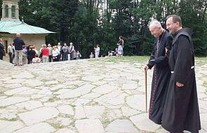 """Bp Damian Muskus OFM o kard. Jaworskim: był przy mnie w czasie moich święceń biskupich, teraz """"minęliśmy się w drzwiach"""""""