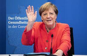 Merkel nie podjęła jeszcze decyzji ws. rezygnacji z Nord Stream 2