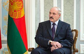 Łukaszenka: za protestami stoją USA, które działają przez ośrodki w Polsce i Czechach