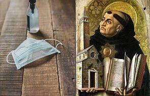 Czy św. Tomasz z Akwinu nosiłby maseczkę podczas Mszy świętej?