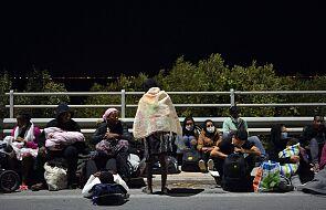 Pożar w największym obozie dla uchodźców w Europie
