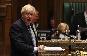 W. Brytania: Johnson ogłosił zakaz spotykania się w grupach większych niż 6 osób
