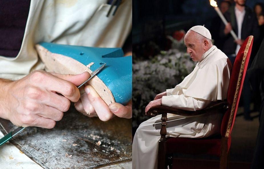 """Zmarł """"szewc papieża"""". Od lat przyjaźnił się z Franciszkiem"""