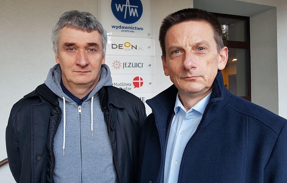 Od 1 stycznia Krzysztof Fijałek zostaje menadżerem DEON.pl, a Jakub Kołacz SJ - dyrektorem wydawnictwa
