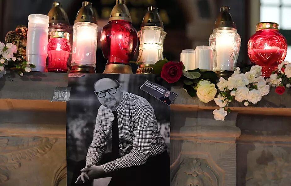 Odbyły się obchody drugiej rocznicy śmierci prezydenta Gdańska Pawła Adamowicza