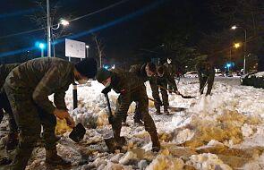 Hiszpania: Caritas uczestniczy w walce z wielkimi opadami śniegu