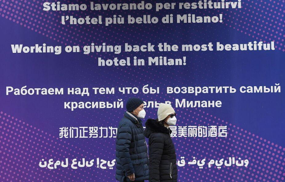 Włochy: 507 zgonów na Covid-19, ponad 15 tysięcy nowych zakażeń