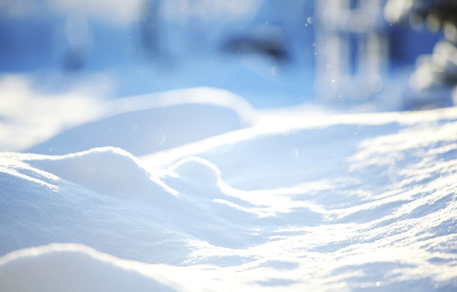 IMGW ostrzega przed oblodzeniem oraz intensywnymi opadami śniegu
