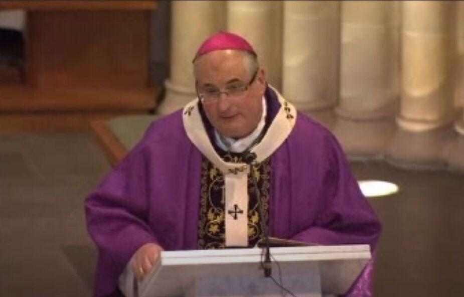 Szkocja: zmarł abp Tartaglia. Powodem śmierci był COVID-19
