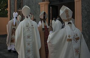 Kolejny biskup zmarł na koronawirusa. Miał 53 lata