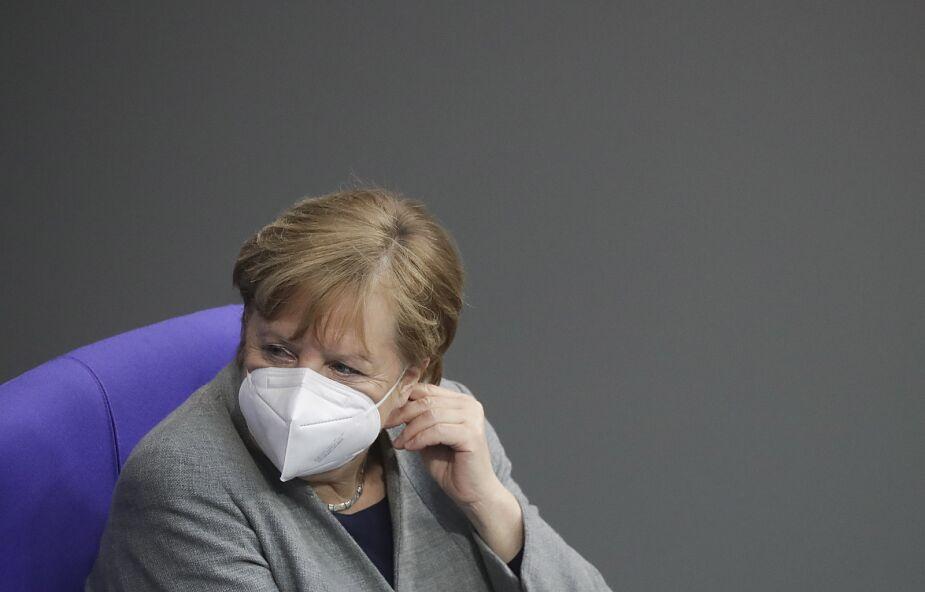 Niemcy: rekordowy wskaźnik śmiertelności z powodu Covid-19