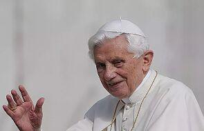 W jakiej kondycji jest Benedykt XVI? Jego sekretarz przekazał nowe informacje
