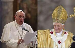 Franciszek i Benedykt XVI zostali zaszczepieni przeciw COVID-19