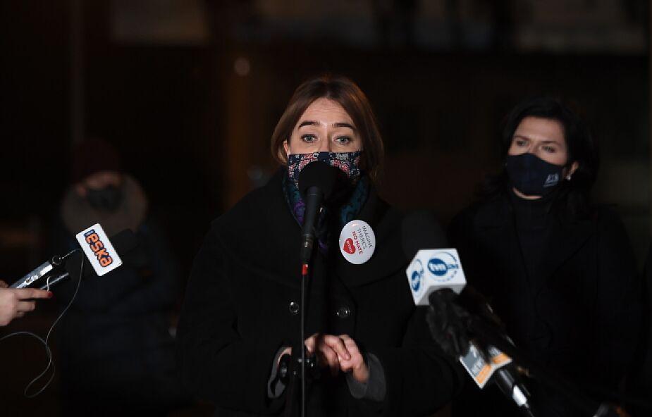 Magdalena Adamowicz: nienawiść nie może być orężem walki politycznej