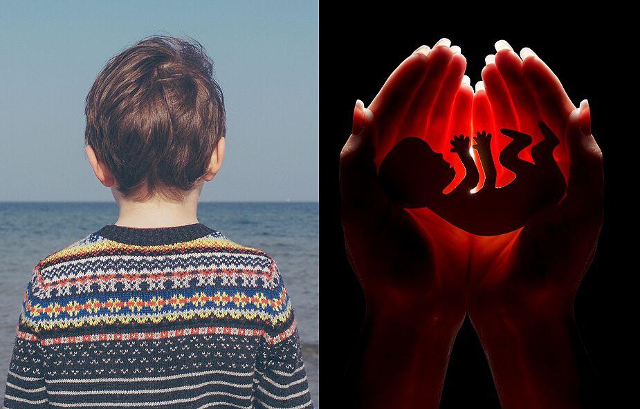"""""""Chcę się modlić za dzidziusia"""". Filip ma 7 lat i rozpoczął nowennę w intencji nienarodzonych"""