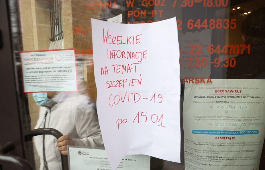 Dworczyk: do końca piątku będziemy mieli zaszczepionych 450 tys. Polaków