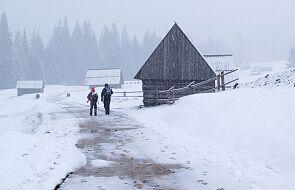 Bardzo trudne warunki turystyczne w Tatrach