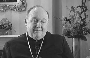 Wczoraj niespodziewanie zmarł arcybiskup Philip Wilson. Miał 70 lat