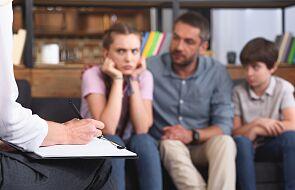 """""""Rodziny bardzo często podkreślają, że właśnie podczas terapii zaczynają ze sobą naprawdę rozmawiać"""""""