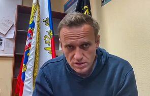 Rzecznik Kremla: nie będziemy słuchać apeli z zagranicy o uwolnienie Nawalnego