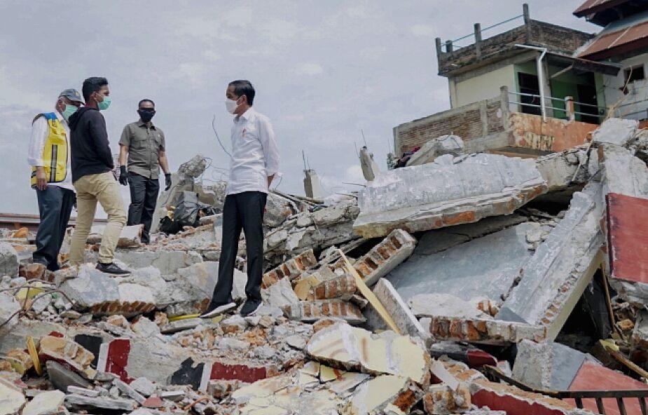 Kościół pomaga poszkodowanym w trzęsieniu ziemi w Indonezji