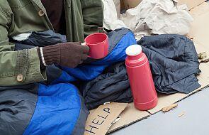 Ks. Rajewski: zima to najtrudniejsza pora roku dla ludzi w kryzysie bezdomności