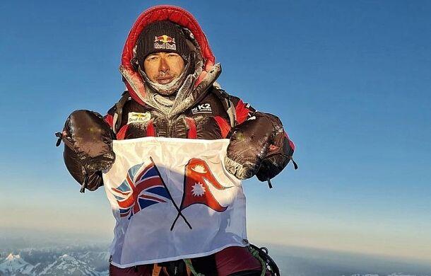 """Kierownik wyprawy nie użył tlenu do wejścia na K2. """"Tym razem zaryzykowałem"""""""