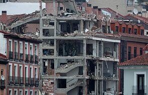 Hiszpania: budynek, który eksplodował w Madrycie, należał do Kościoła