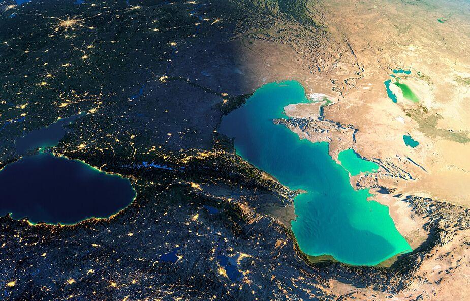 Morze Kaspijskie może wkrótce przestać istnieć. Wzrost temperatury prowadzi do silnego parowania