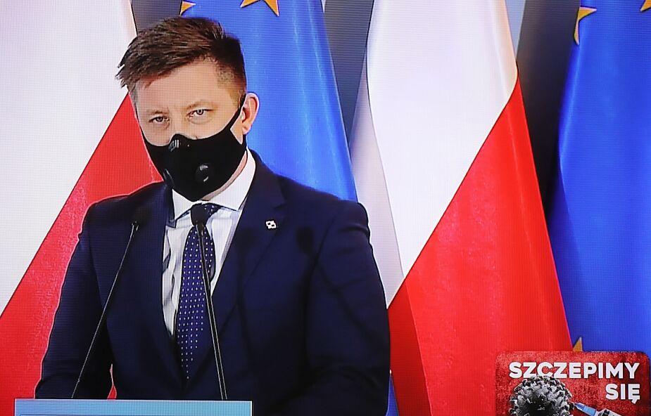 Dworczyk: do końca pierwszego kwartału zaszczepimy 3 mln Polaków