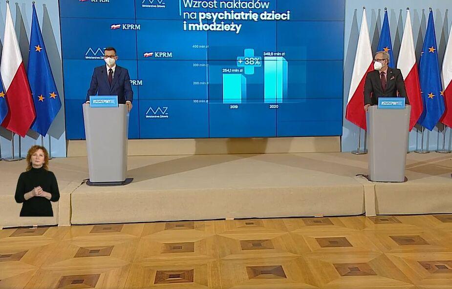 Ponad 220 milionów złotych dla psychiatrii dziecięcej? Rząd ogłasza program wsparcia