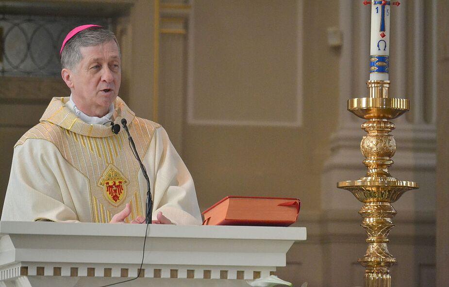 Kard. Cupich krytykuje oświadczenie przewodniczącego episkopatu USA