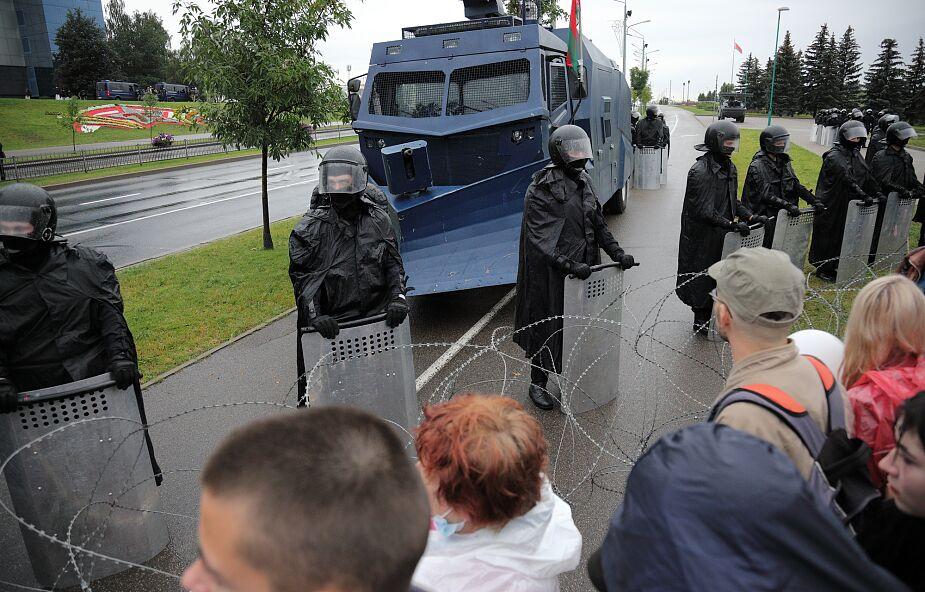Cichanouska za rozszerzeniem sankcji przeciw reżimowi białoruskiemu
