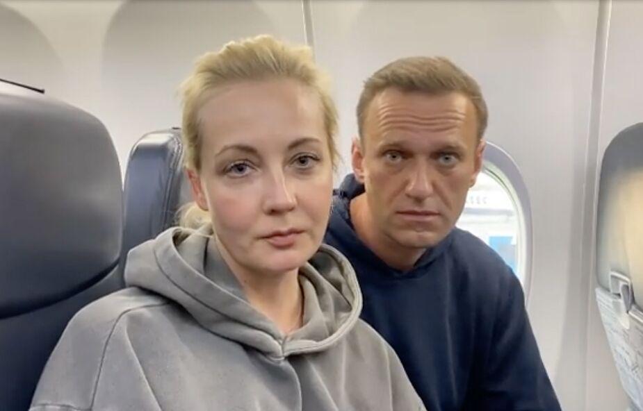 Rosja / OWD-Info: na akcjach w obronie Nawalnego zatrzymano ponad 800 osób