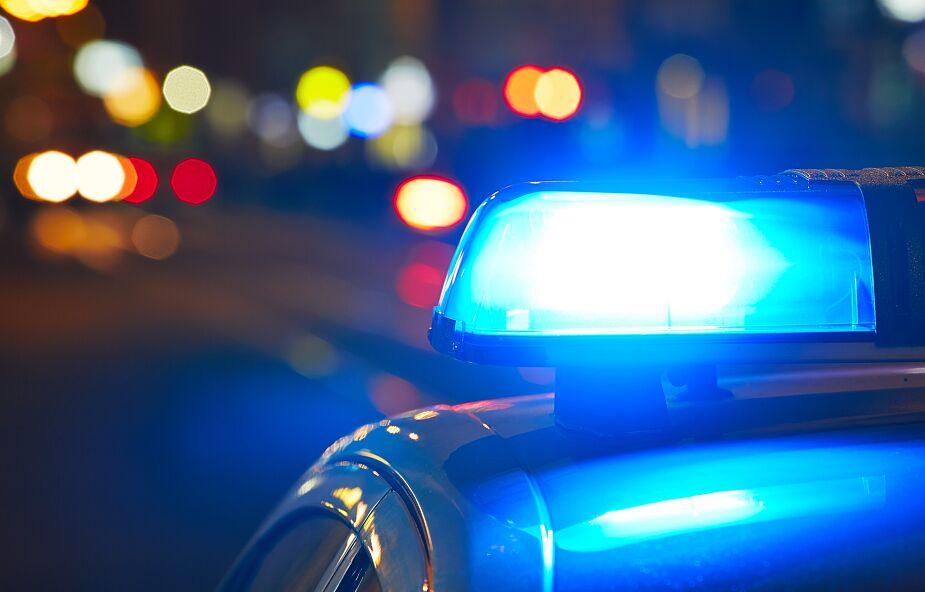 Olsztyn / Policja: zatrzymano osobę, która może mieć związek z napadem na kantor
