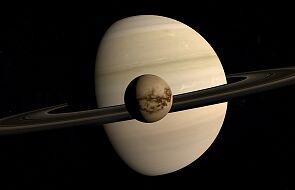 """Naukowcy chcą wysłać """"łódź podwodną"""" na jeden z księżycy Saturna, ale nie po to, żeby pływała w wodzie"""