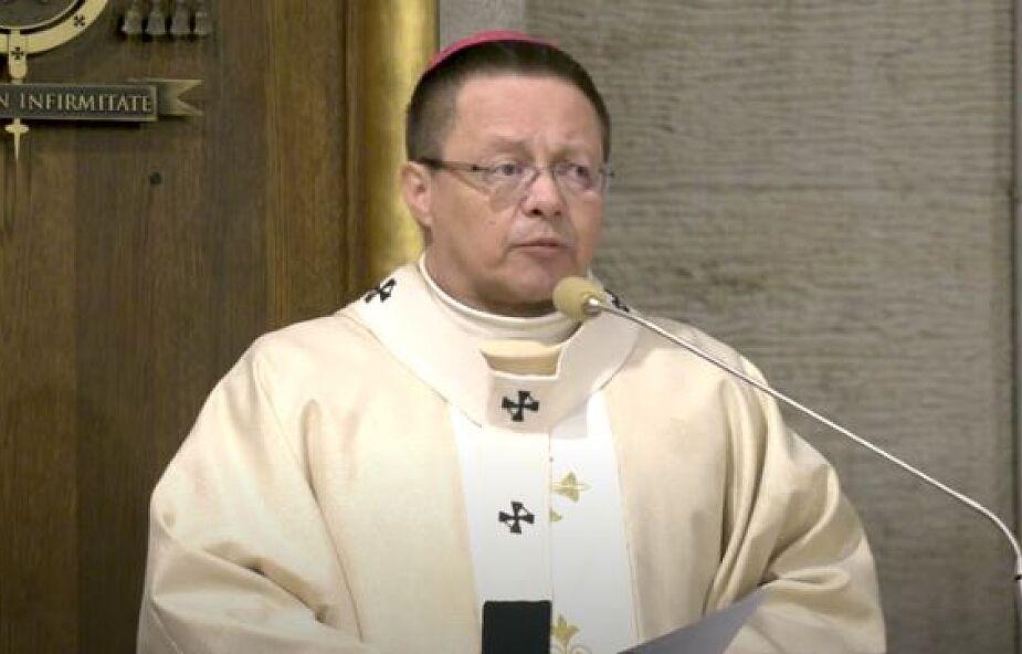 Abp Ryś podczas Mszy za śp. ks. Godnarskiego: Bóg tą śmiercią woła do nas