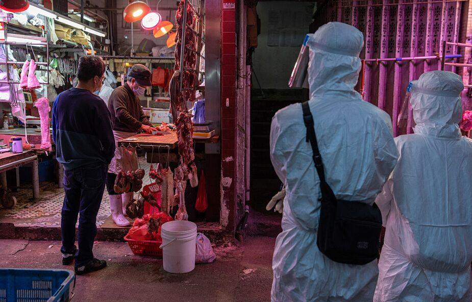 Władze Hongkongu po masowych testach zniosły pierwszy lockdown dzielnicy