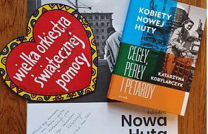Książki z autografami autorów trafiły na aukcję WOŚP