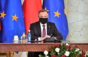 Prezydent spotkał się z NGO zaangażowanymi w walkę z pandemią