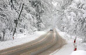 Intensywne opady śniegu na południu Polski. Straż Pożarna przypomina o odśnieżaniu dachów