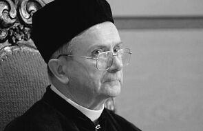 Zmarł biskup Antoni Stankiewicz