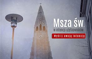 Msza w intencji użytkowników DEON.pl. Wyślij nam swoją intencję