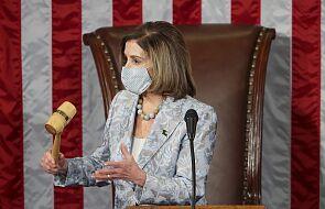 USA: Nancy Pelosi ponownie wybrana na szefową Izby Reprezentantów
