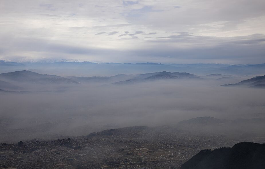Nepal: powietrze w Katmandu najbardziej zanieczyszczone na świecie
