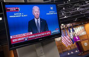 USA / Biden: to nie byli protestujący, to byli krajowi terroryści