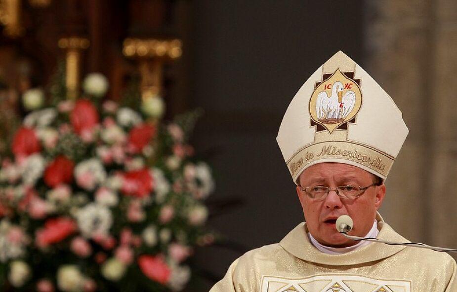 Abp Ryś: jesteś krewnym Chrystusa, kiedy pełnisz wolę Bożą